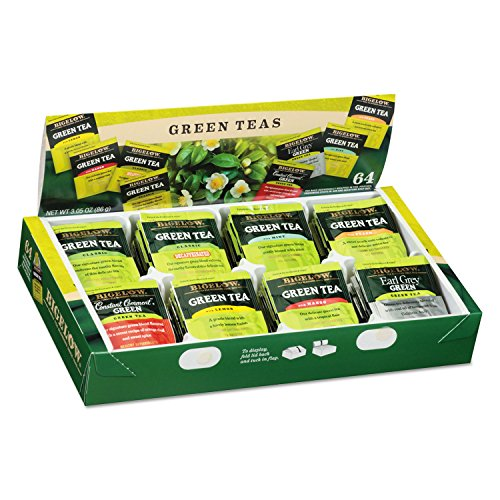 BTC30568 - Bigelow Green Tea Assortment
