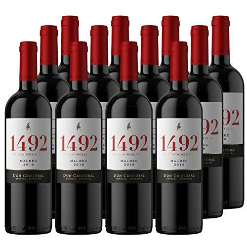 Vinagre De Vino Tinto marca DON CRISTOBAL