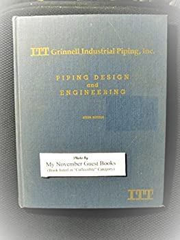 Hardcover Piping Design & Engineering Book