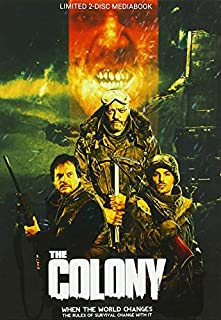 The Colony - Hell Freezes Over - Mediabook - Cover B - Limitiert auf 111 Stück (+ DVD) [Blu-ray]