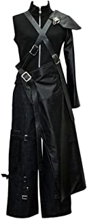 Cosonsen FF7 Final Fantasy VII Cloud Strife Cosplay Costume Custom Made Any Size