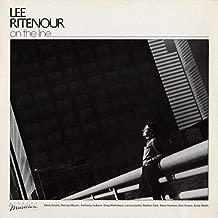 Lee Ritenour - On The Line - Elektra Musician - 96-0310-1
