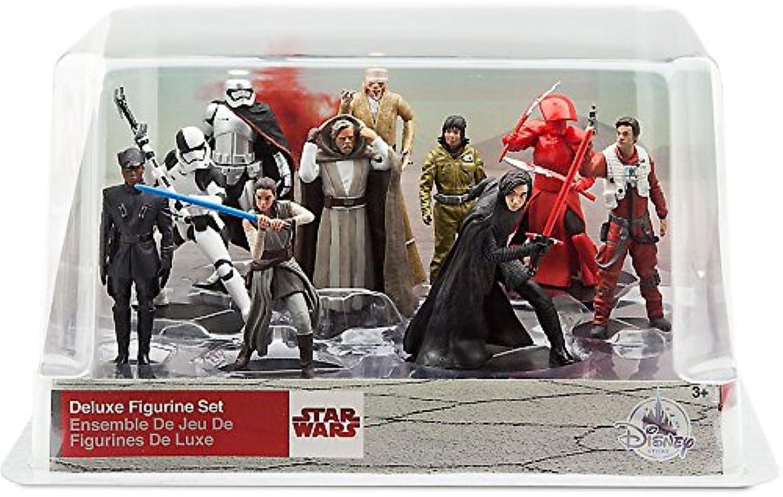 Star Wars Star Wars  The Last Jedi Deluxe Figure Play Set