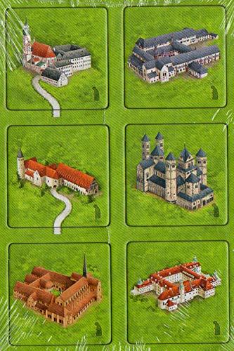 AC-Déco Carcassonne – Abbay della Germania – Gioco Famiglia