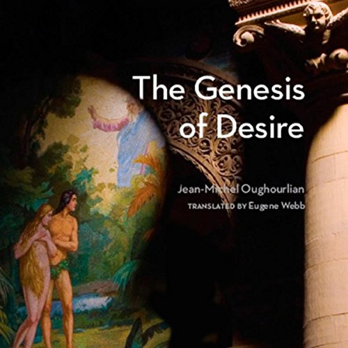 The Genesis of Desire audiobook cover art