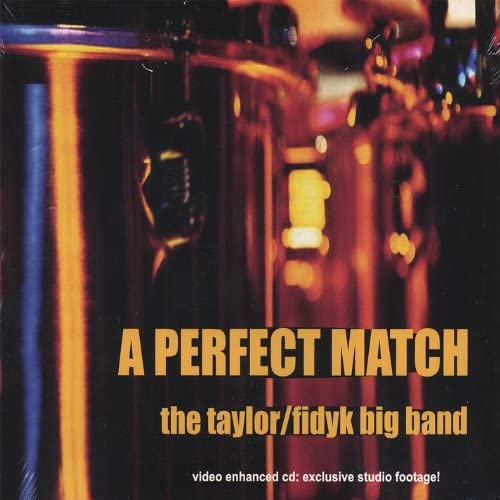 The Taylor/Fidyk Big Band
