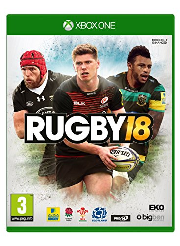 Rugby 18 (Xbox One) (New)