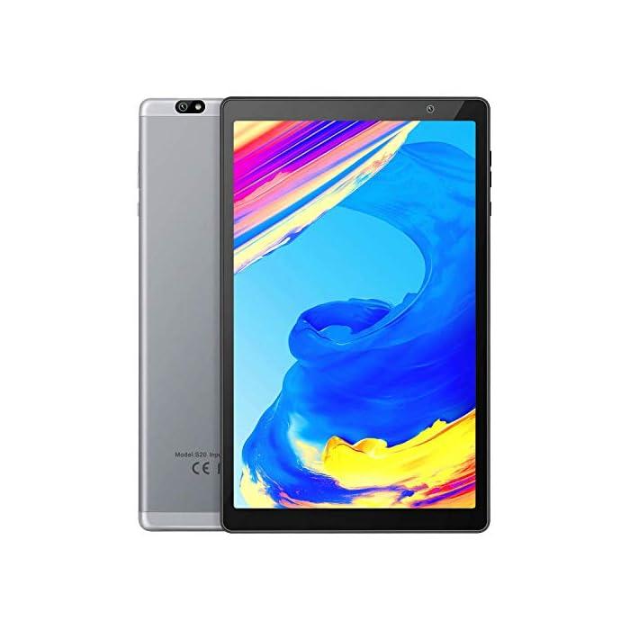 VANKYO MatrixPad S20 Tablette Tactile 10 Pouces HD, 8 Cœurs CPU, 3 Go RAM, 64 Go Stockage, 8 MP Caméra Arrière, 5 MP…