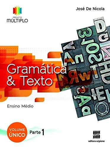 Projeto Multiplo - Gramática