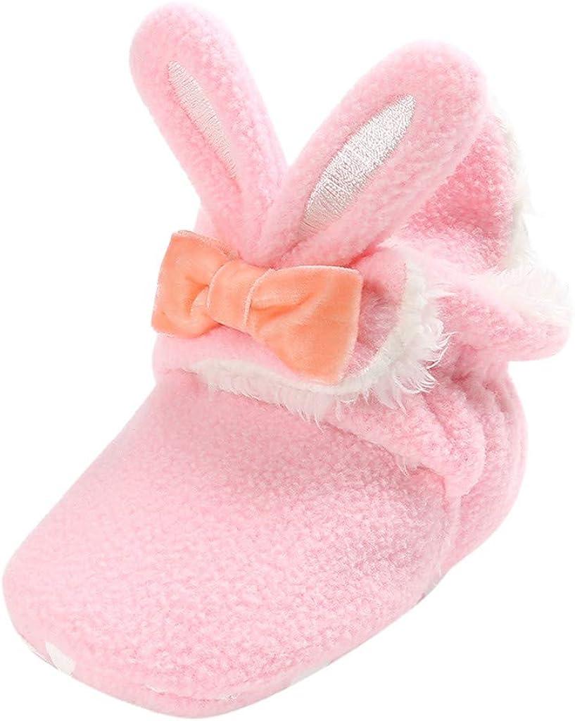 WUAI Trust Unisex Baby Newborn Cozy Fleece Non Botto Max 50% OFF Skid with Booties