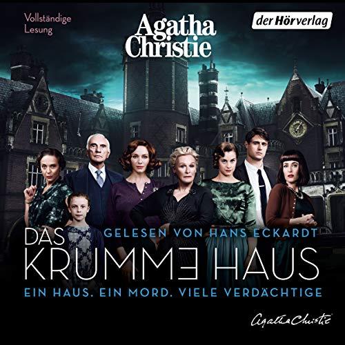 Das krumme Haus audiobook cover art
