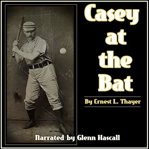 Casey at the Bat audiobook cover art