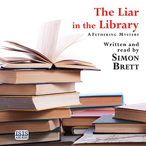 Couverture de The Liar in the Library