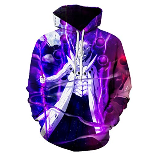 DuangDuang New Lovers 3D Wolf Digital Print Hooded Baseball Uniform Herbst Winter...