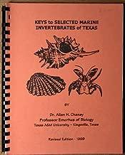 Keys to selected marine invertebrates of Texas (Technical bulletin / Caesar Kleberg Wildlife Research Institute)