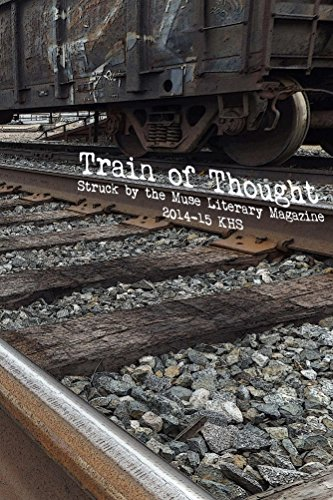 Train of Thought (Struck by the Muse Literary Magazine Book 1) (English Edition)