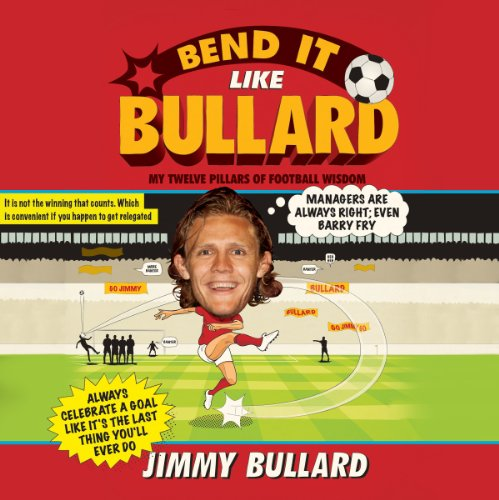 Bend It Like Bullard cover art