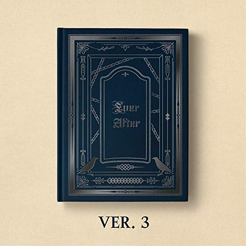 Pledis Entertainment NUEST NU'EST - Happily Ever After [ver. 3] (6th Mini Album) 1CD+88p Photobook+2Photocard+1Postcard+1Sticker+Folded Poster+Double Side Extra Photocards Set (Nicki Minaj The Best Instrumental)