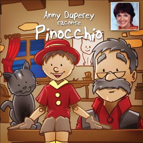 Anny Duperey Raconte Pinocchio  Titelbild