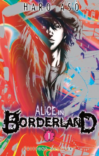 Alice in Borderland T01