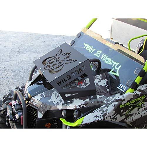 Wild Boar Can-Am Maverick 1000 (ALL YEARS) Radiator Relocation Kit