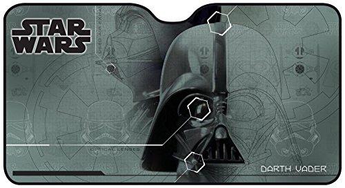 Disney 26065- Parasole per Parabrezza, in Alluminio
