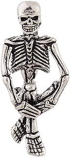 DARE Evil Collection Shirt Accessory for Men (Silver) (8907617992044)