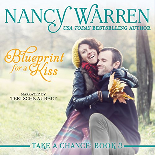 Blueprint for a Kiss audiobook cover art