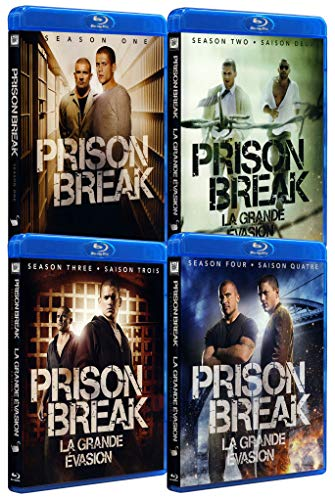 prison break season 1 blu ray - 3