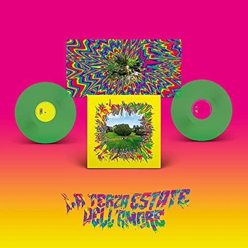 La Terza Estate dell'Amore 2LP Colorato (verde trasparente) (2 LP)