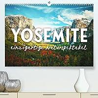 Yosemite - Einzigartige Naturspektakel (Premium, hochwertiger DIN A2 Wandkalender 2022, Kunstdruck in Hochglanz): Ein wahres Wunder der Natur. (Monatskalender, 14 Seiten )
