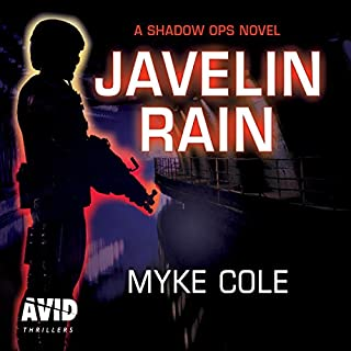 Javelin Rain cover art