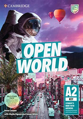 Open world. Key A2. Self study pack. Per le Scuole superiori. Con espansione online. Con File audio per il download