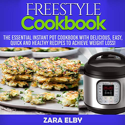 Freestyle Cookbook audiobook cover art