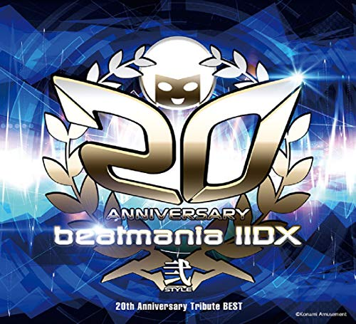 [album]beatmania ⅡDX 20th Anniversary Tribute BEST – V.A.[FLAC + MP3]