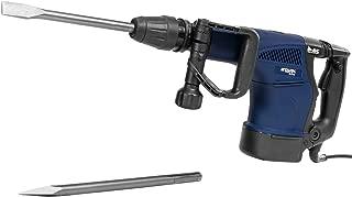 Stark Elite Demolition Jack Hammer Variable 6-Speed SDS-Plus (2)-Bits Point Chisel Bit Concrete Drilling Drill Anit-Vibration w/Case