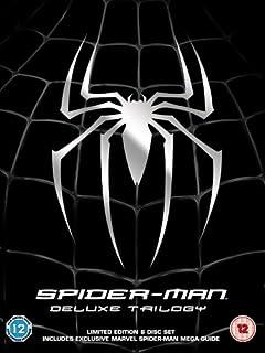 Spider-Man Trilogy Deluxe Box Set [DVD] by Spider-Man (B000TYV3BM) | Amazon price tracker / tracking, Amazon price history charts, Amazon price watches, Amazon price drop alerts