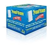 Toucan - Spugne in gomma speciale Pool'Gom, per la pulizia della linea dell'acqua e delle parti in plastica delle piscine, confezione da 5 pezzi