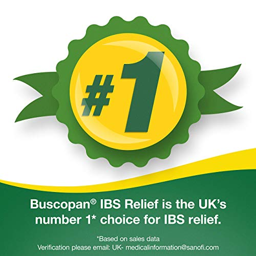 Buscopan IBS Relief, Pack of 40 Tablets