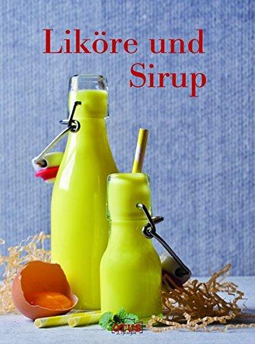 Liköre und Sirup