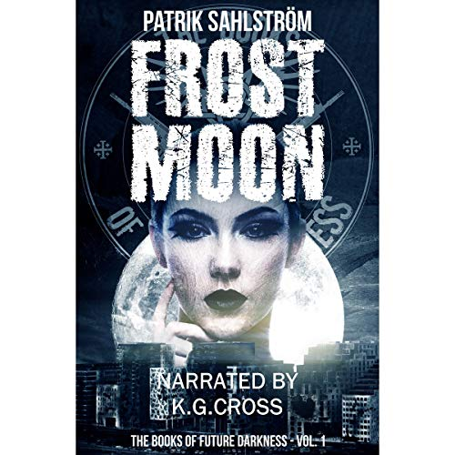Frost Moon audiobook cover art