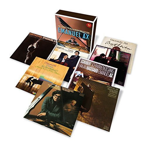 Emanuel Ax - The Complete RCA Album Collection