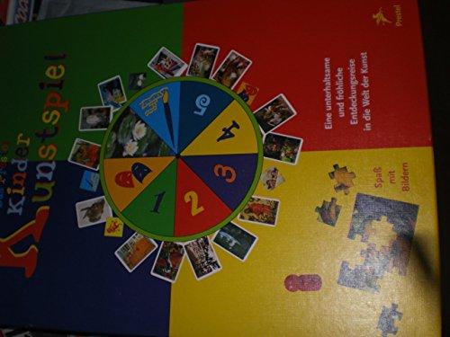 Das Prestel Kinder-Kunstspiel (Spiel)