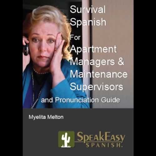 Survival Spanish for Apartment Managers audiobook cover art