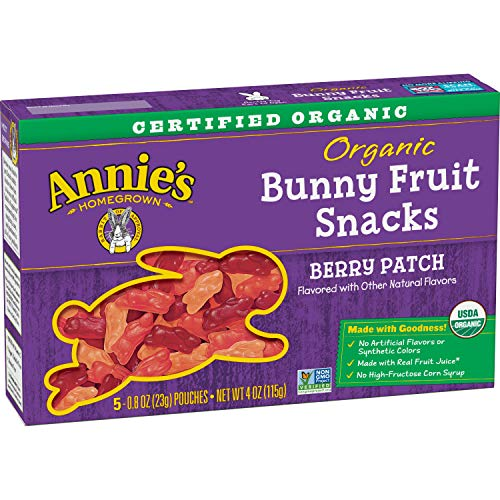 Annie's Homegrown Berry Patch Organic Fruit Snacks Now $1.89 (Was $2.99)