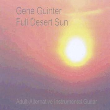 Full Desert Sun