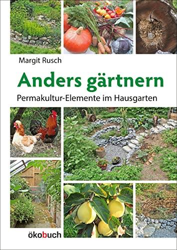 Buchcover - Anders gärtnern