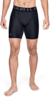 Under Armour Men's HeatGear Armour 2.0 6-inch Compression Shorts