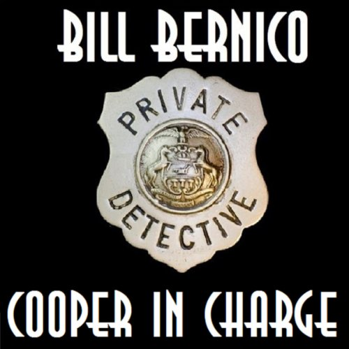 Cooper in Charge audiobook cover art