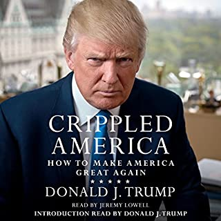 Crippled America audiobook cover art